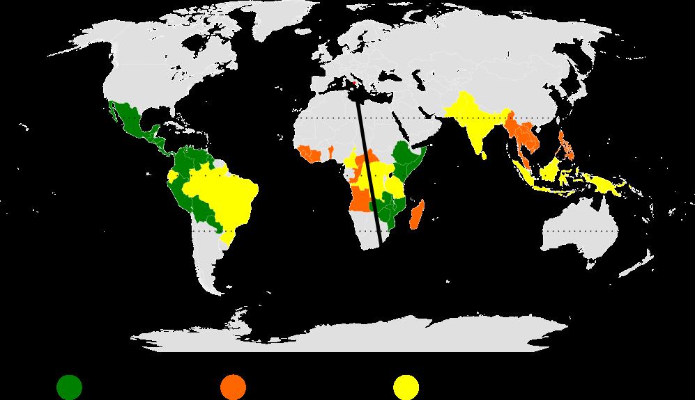 mapa Kimbo